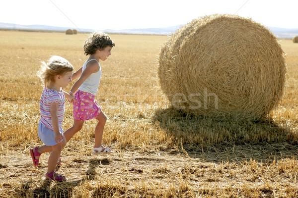 baled girls