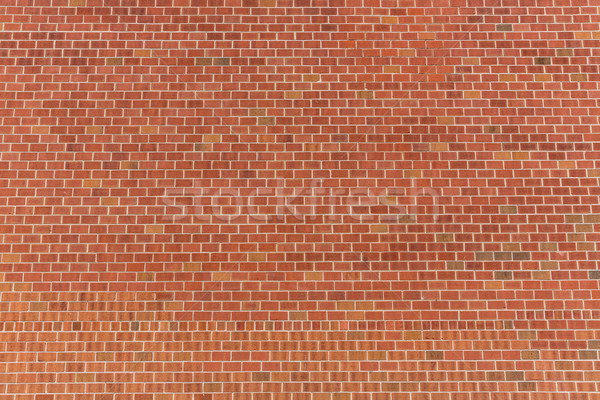 New York brickwall brick wall red texture background Stock photo © lunamarina