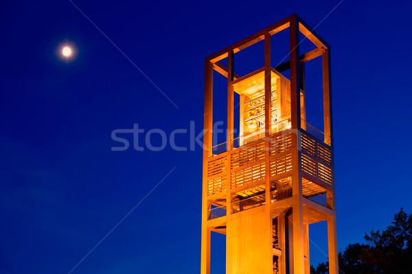netherlands carillon in Arlington Virginia friendship Stock photo © lunamarina