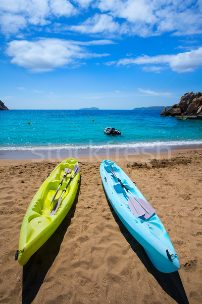 Strand san juan eilanden Spanje zon zee Stockfoto © lunamarina