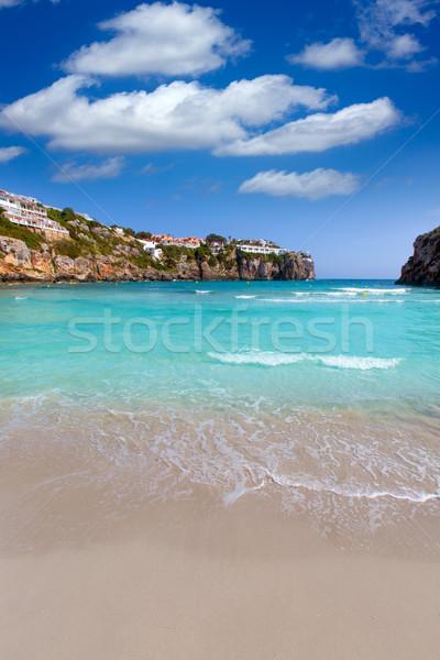 Foto d'archivio: Porter · bella · spiaggia · Spagna · natura