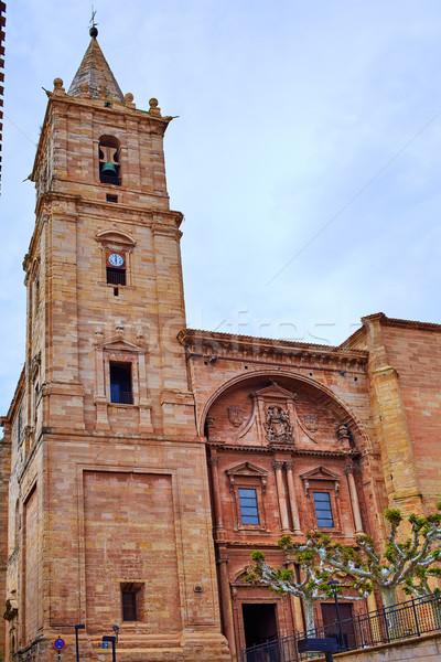 Navarrete in The Way of Saint James at La Rioja Stock photo © lunamarina