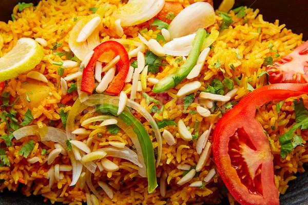 Kip indian recept macro detail Stockfoto © lunamarina