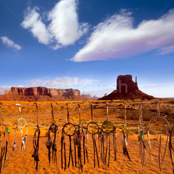 Nyugat reggel indiai iparművészet Utah természet Stock fotó © lunamarina