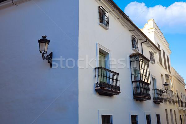 Zafra village in Extremadura of Spain  Stock photo © lunamarina