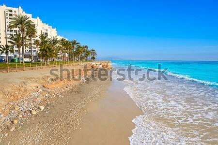 Пляж альбуферета аликанте шопинг