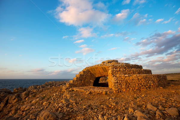 Menorca Punta Nati in Ciutadella Balearic Islands Stock photo © lunamarina