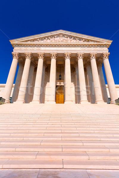 Supreme Court  United states in Washington Stock photo © lunamarina