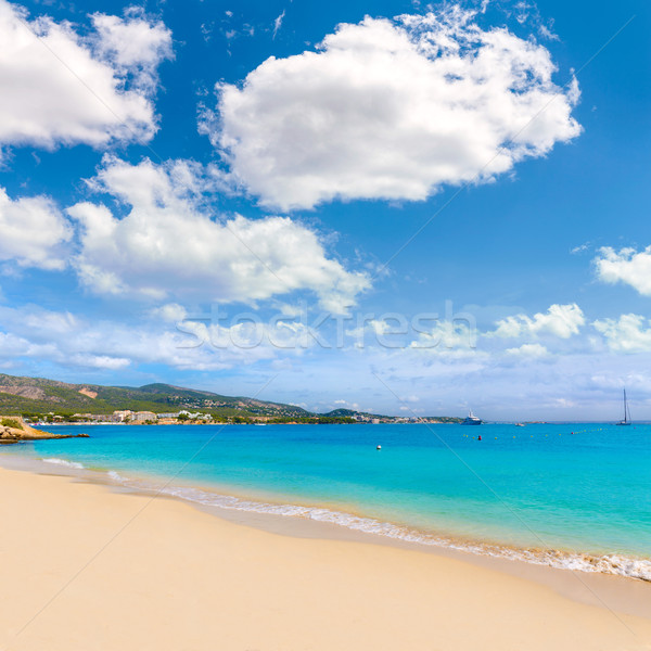 Majorca Platja Palmanova beach Son Maties Mallorca Stock photo © lunamarina