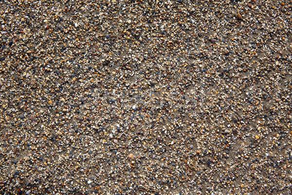 Almeria Cabo de Gata sand texture closeup detail Stock photo © lunamarina