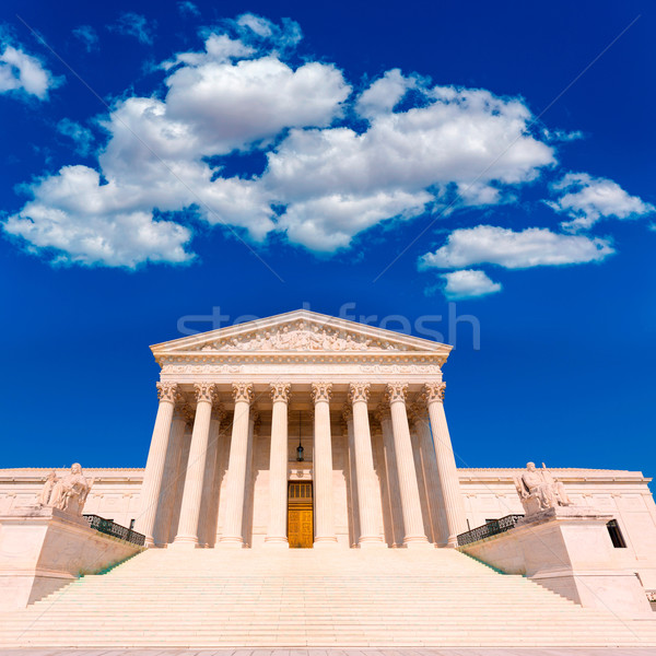 Supreme Court  United states in Washington Stock photo © lunamarina