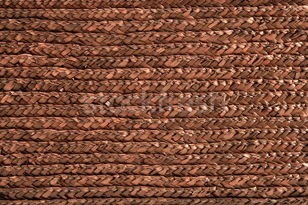 basket handcrafted texture macro closeup Stock photo © lunamarina