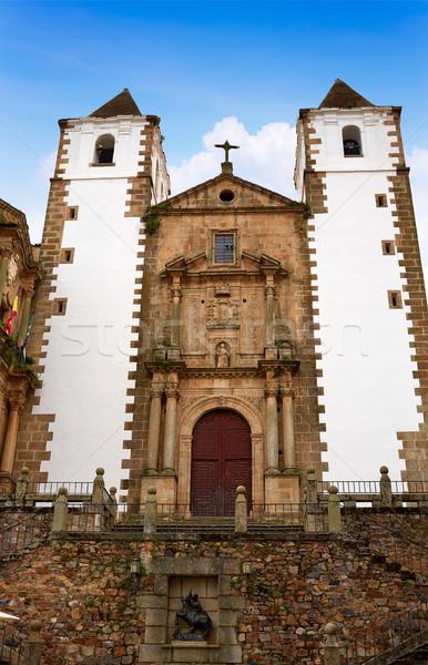 San Francisco igreja Espanha edifício cidade construção Foto stock © lunamarina