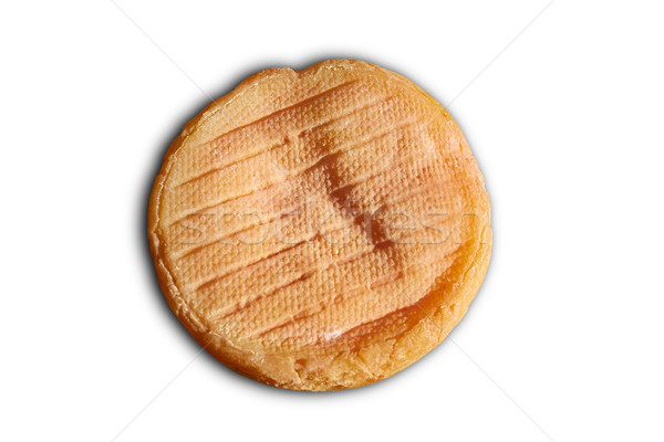 Torta del Casar cheese from Caceres Spain Stock photo © lunamarina