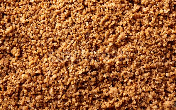 Sesame gomasio seasoning detail texture Stock photo © lunamarina