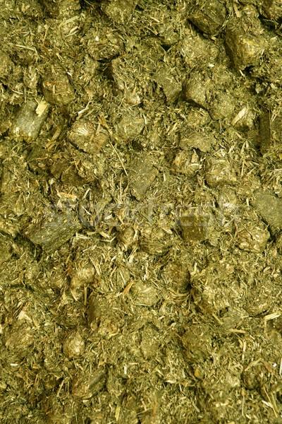 Stock fotó: Száraz · lucerna · textúra · lovak · étel · csőr