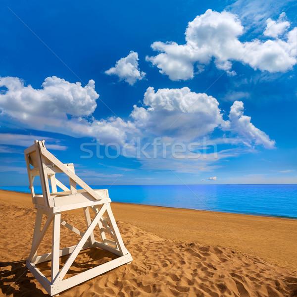 Cape cod strand Massachusetts USA water Stockfoto © lunamarina