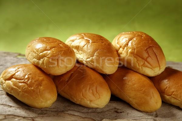 Peu pain deux vert Photo stock © lunamarina
