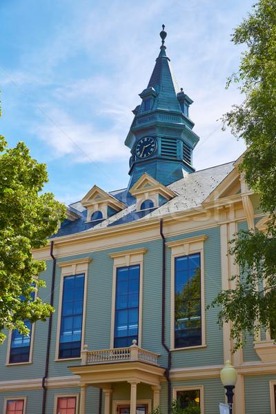 Cape Cod Provincetown Massachusetts US Stock photo © lunamarina