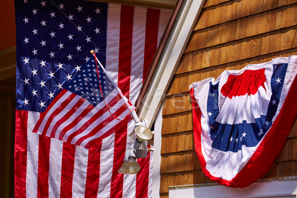 Cape cod Massachusetts USA plage printemps bâtiment Photo stock © lunamarina
