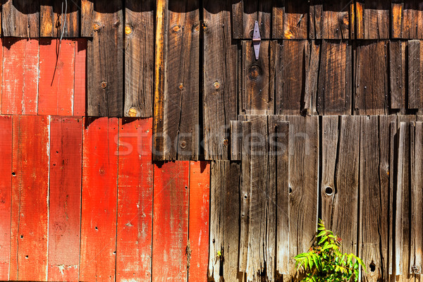 California old far west wooden textures Stock photo © lunamarina