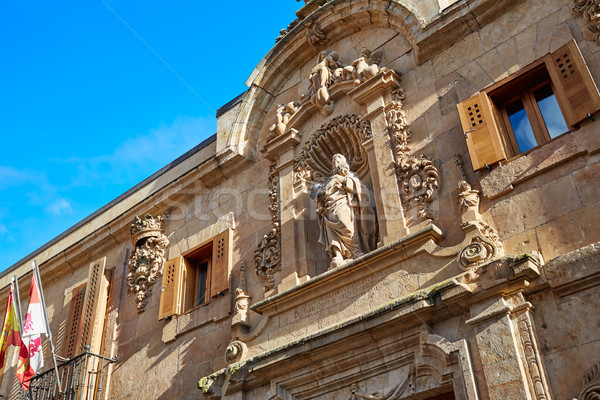 Civil war archive in Salamanca facade Spain Stock photo © lunamarina