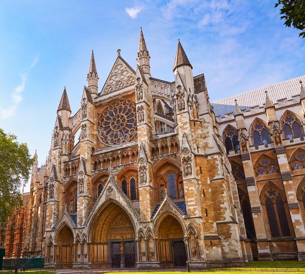 London Westminster Abbey St Margaret Church Stock photo © lunamarina