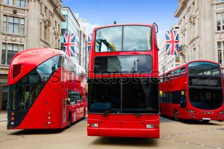 Лондон большой Бен квадратный движения часы улице Сток-фото © lunamarina