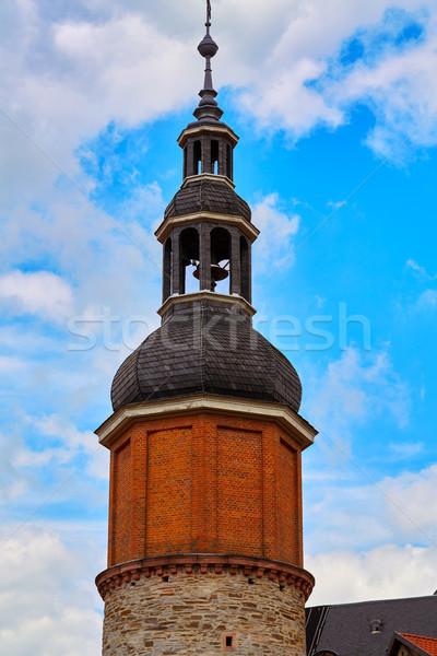 Saiger tower in Stolberg at Harz Germany Stock photo © lunamarina