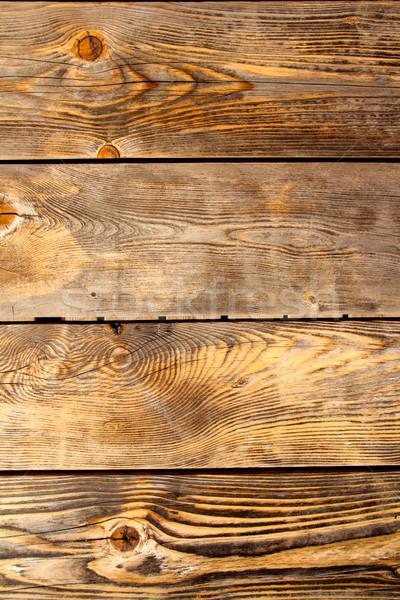 старые соснового древесины гранж текстур дома Сток-фото © lunamarina