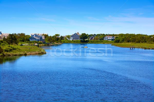 Cape Cod Bumps river Massachusetts Craigville Stock photo © lunamarina