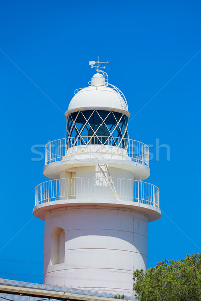 Sant Antonio Cape Lighthouse in Javea Denia Spain Stock photo © lunamarina
