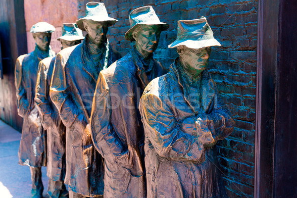 Franklin Delano Roosevelt Memorial in Washington Stock photo © lunamarina