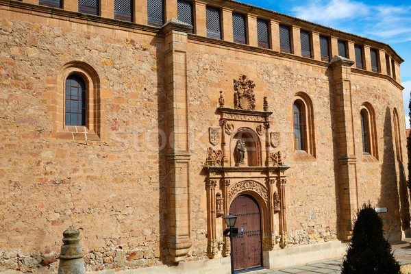 Stock photo: Madres Dominicas in Salamanca at Spain