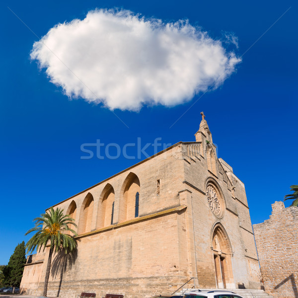 старый город Церкви Майорка острове Испания улице Сток-фото © lunamarina