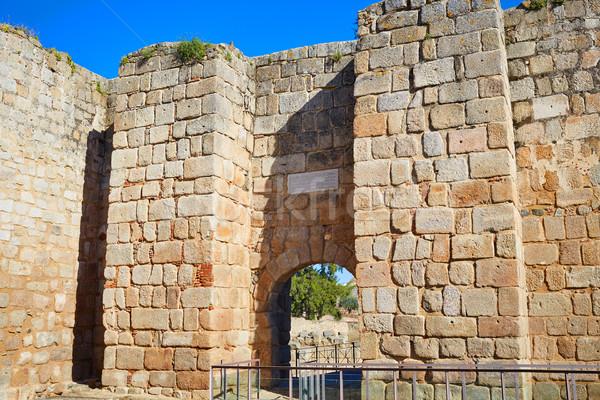 España puente río arquitectura estilo Foto stock © lunamarina