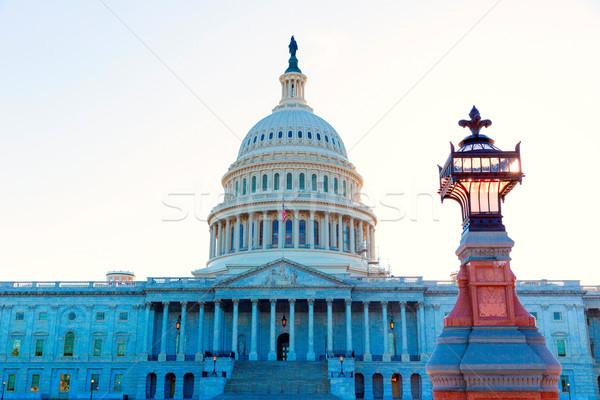 Stockfoto: Gebouw · Washington · DC · zonlicht · dag · Oost