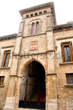 Merced church in Burgos at Castilla Leon Spain Stock photo © lunamarina