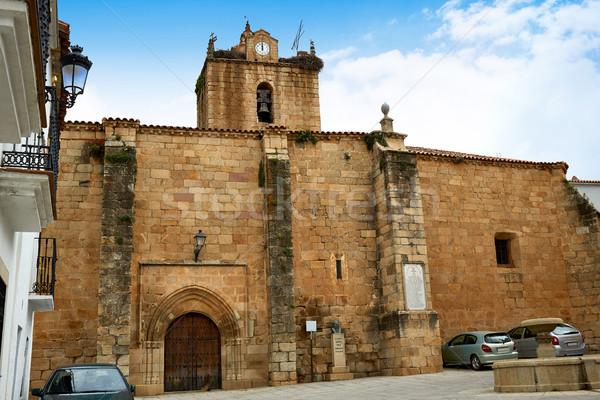 марина Церкви Испания здании Сток-фото © lunamarina