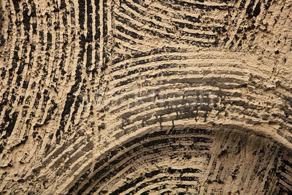 Pared textura marrón negro grunge Foto stock © lunamarina