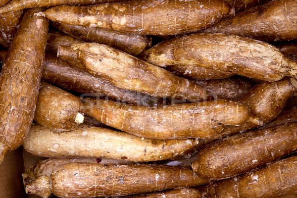продовольствие шаблон рынке текстуры природы фрукты Сток-фото © lunamarina