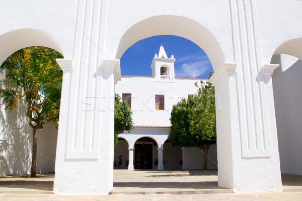 Ibiza San Miguel Sant Miquel de Balansat Stock photo © lunamarina