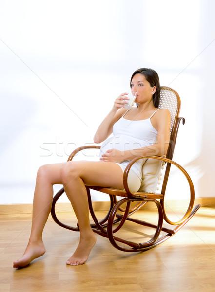 Беременные на кресле фото 65