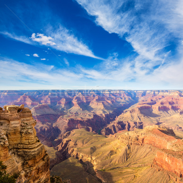 アリゾナ州 グランドキャニオン 公園 母親 ポイント 米国 ストックフォト © lunamarina