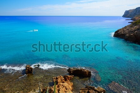 Lanzarote El Papagayo Playa Beach in Canaries Stock photo © lunamarina