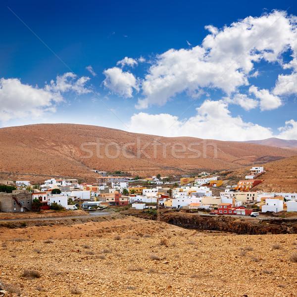 Dorp Spanje gebouw stad architectuur Stockfoto © lunamarina