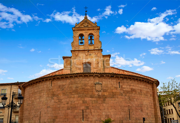 Salamanca San Marcos church in Spain Stock photo © lunamarina