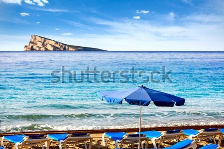 Mallorca ilha Espanha paisagem mar verão Foto stock © lunamarina