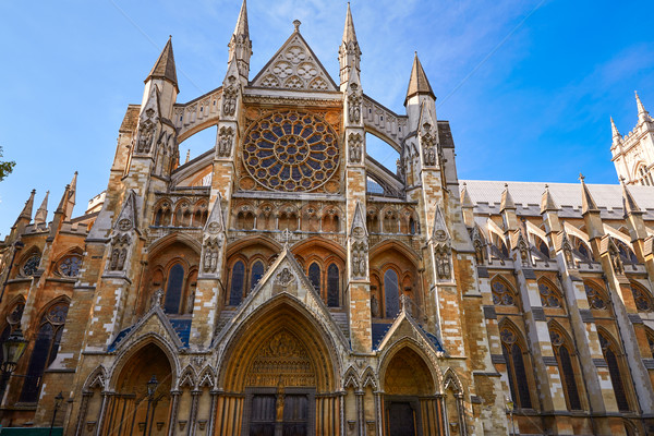 Londres westminster abadia igreja inglaterra edifício Foto stock © lunamarina