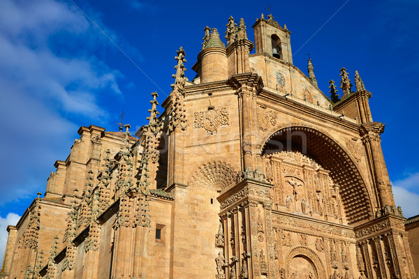 San Esteban Convent in Salamanca Spain Stock photo © lunamarina
